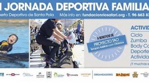¡Apúntate a la II Jornada Deportiva Familiar!